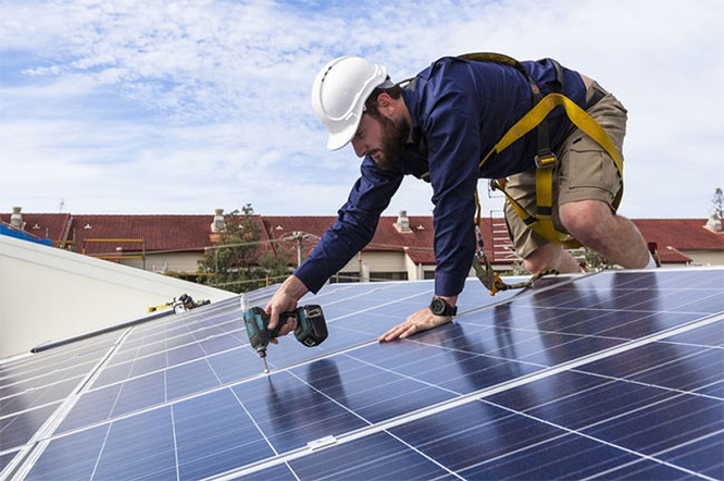 Năng lượng mặt trời - Năng lượng xanh