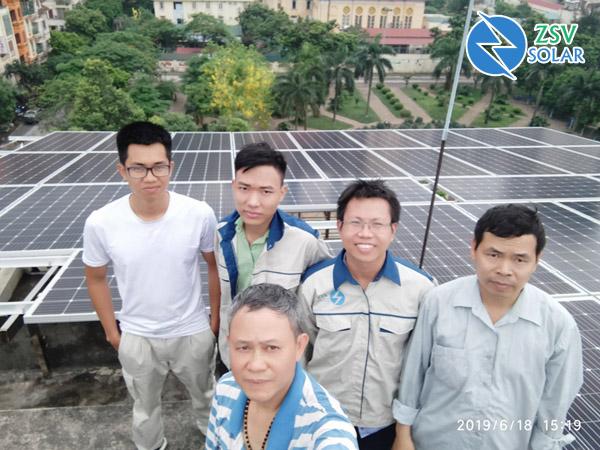 Hệ 3 Pha 14kw – Đống Đa, Hà Nội