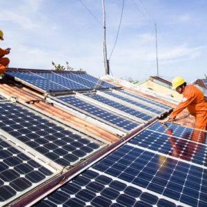 EVN hướng dẫn thủ tục cho các hộ lắp đặt điện năng lượng mặt trời