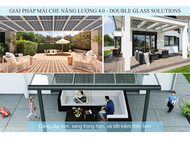 Tìm hiểu về Pin mặt trời 2 mặt kính Double Glass – ZSVSOLAR