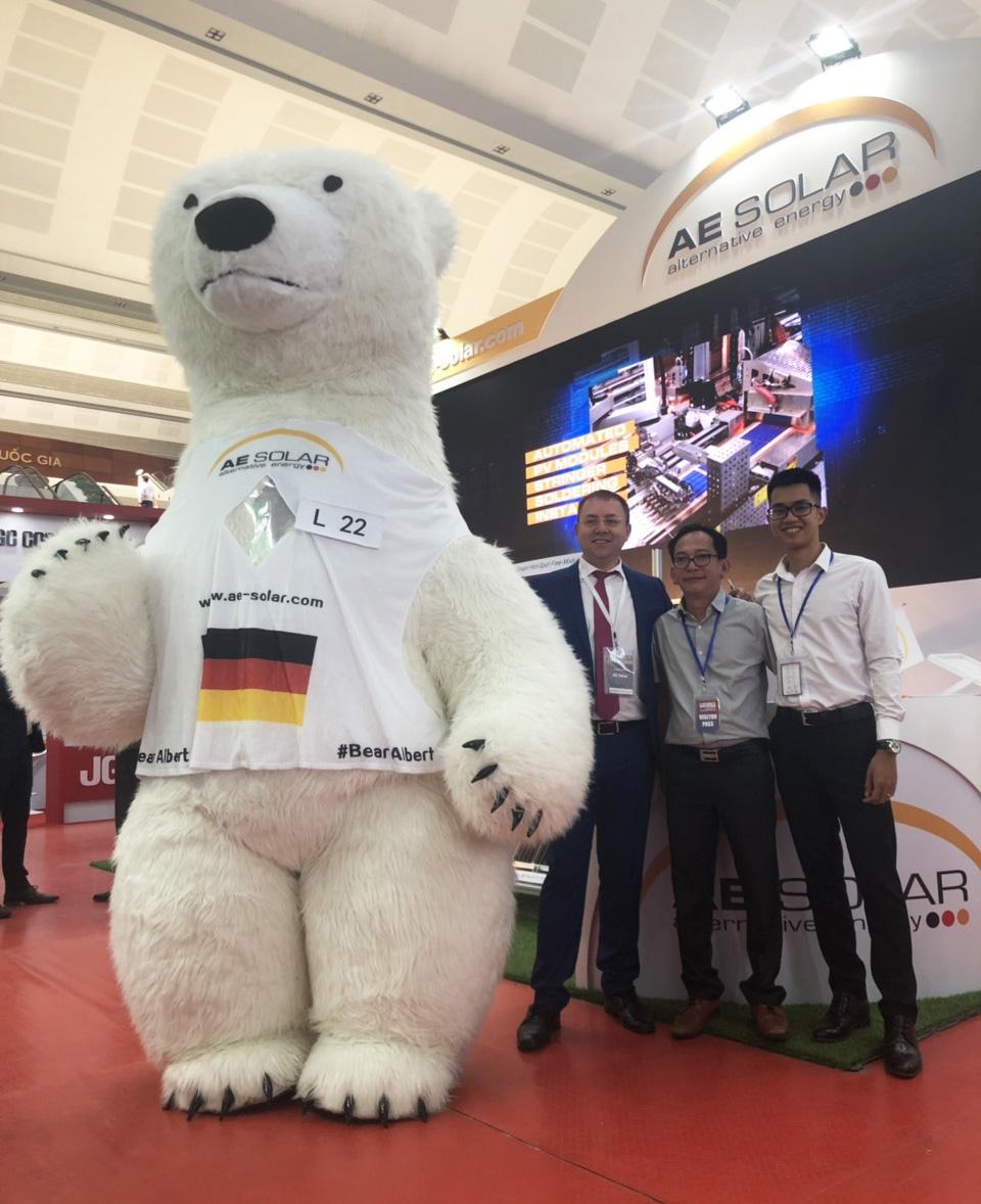 ZSVSolar tham gia triển lãm quốc tế Năng lượng mặt trời Việt Nam 2019 – Solar Power Expo 2019