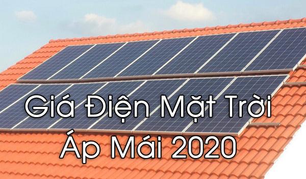 [Update 2021] Bảng Giá Lăp Đặt Điện Mặt Trời Tp. Hồ Chí Minh
