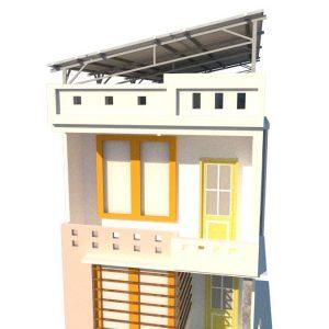 Hệ 5kw – Làng Bún Phú Đô, Mỹ Đình, Hà Nội