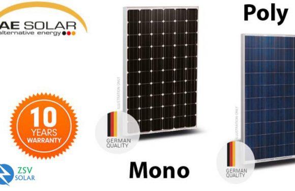 Bảng Giá Lắp Đặt Điện Mặt Trời Với Pin AE